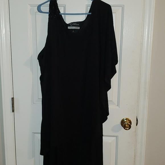 bf66b74136 Catherines Dresses   Skirts - Catherine s Black Asymmetrical dress